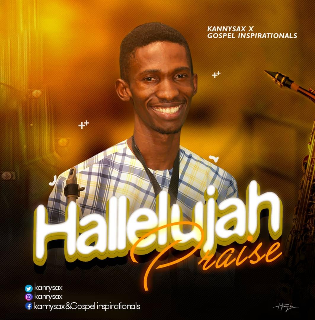 KannySax Hallelujah Praise