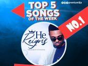 Weekly Top Songs 2020
