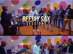 Sessions With Beejay Sax