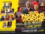 Nations' Worship In His Presence