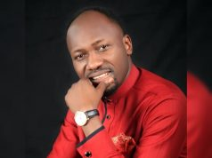 Apostle Johnson Suleiman Coronavirus