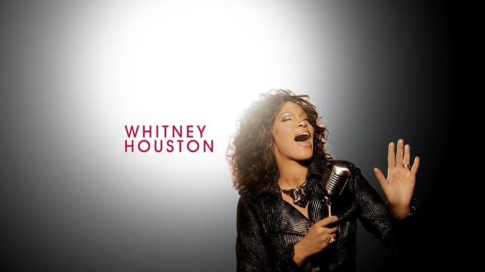 Whitney Houston I Go To The Rock