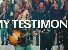 Elevation Worship My Testimony Lyrics