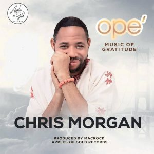 Chris Morgan Ope