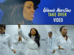 Winnie Martins TAKE OVER Video