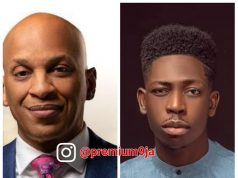 Donnie McClurkin Commend MosesBliss