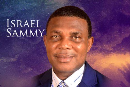 Israel Sammy Thank You Jesus
