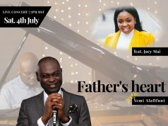 Fathers Heart Concert 2020