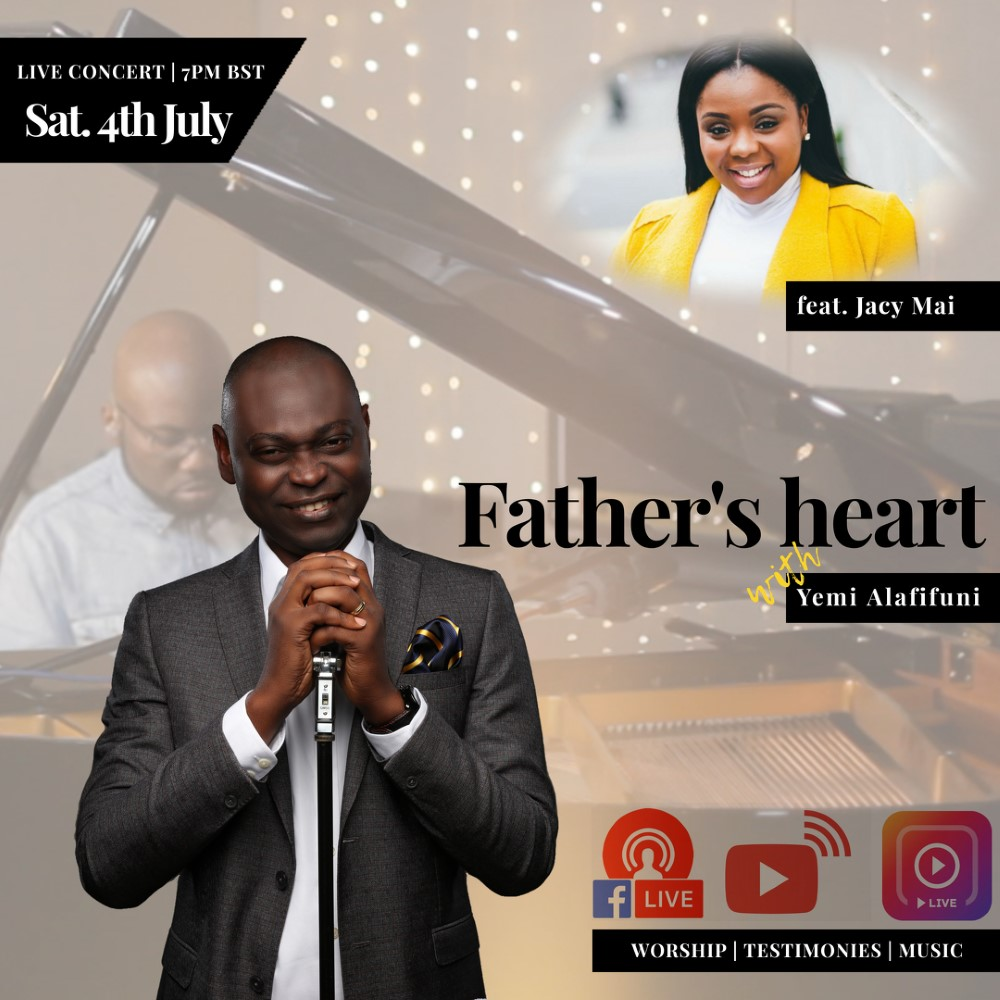 Father's Heart Concert 2020