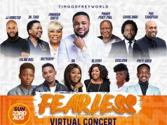 Tim Godfrey Fearless 2020