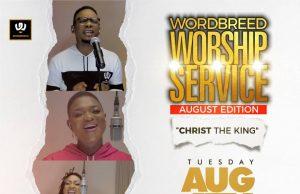 Chris Shalom Christ the King