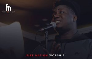 Fire Nation Worship Attention