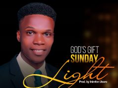Godsgift Sunday Light