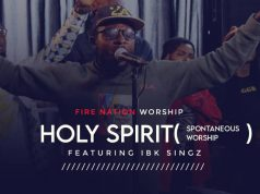 Fire Nation Worship Holy Spirit
