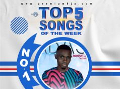 Premium9ja September Gospel Chart