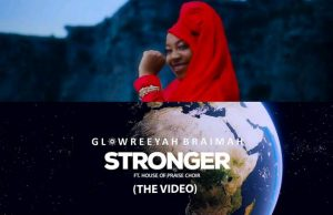 Glowreeyah Stronger Video