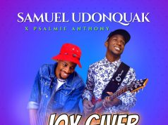 Samuel Udonquak JOY GIVER