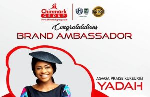 Yadah Signed Deal With Chinmark Groups