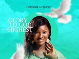 Chissom Anthony Glory to God in the Highest