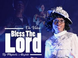 Mojisola Adegbite Bless the Lord