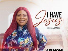 Winifred Afimoni I Have Jesus