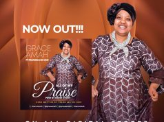 Grace Amah All of My Praise
