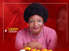 Uddy Gideon Your Grace Amazes Me