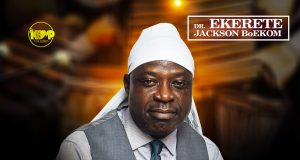 Ekerete Jackson BoEKOM UdiaOBONG