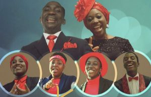 Paul Enenche Family Your Are Always There