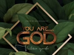 Victoria Iyanda You Are God