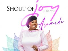 Shout of Joy by Aramide