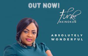 Funke Akinokun Absolutely Wonderful