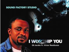 GK Jacobs I Worship You