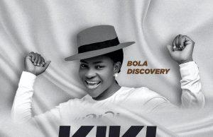 Bola Discovery Kiki Ope
