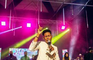 Moses Bliss Dansakire Live Worship